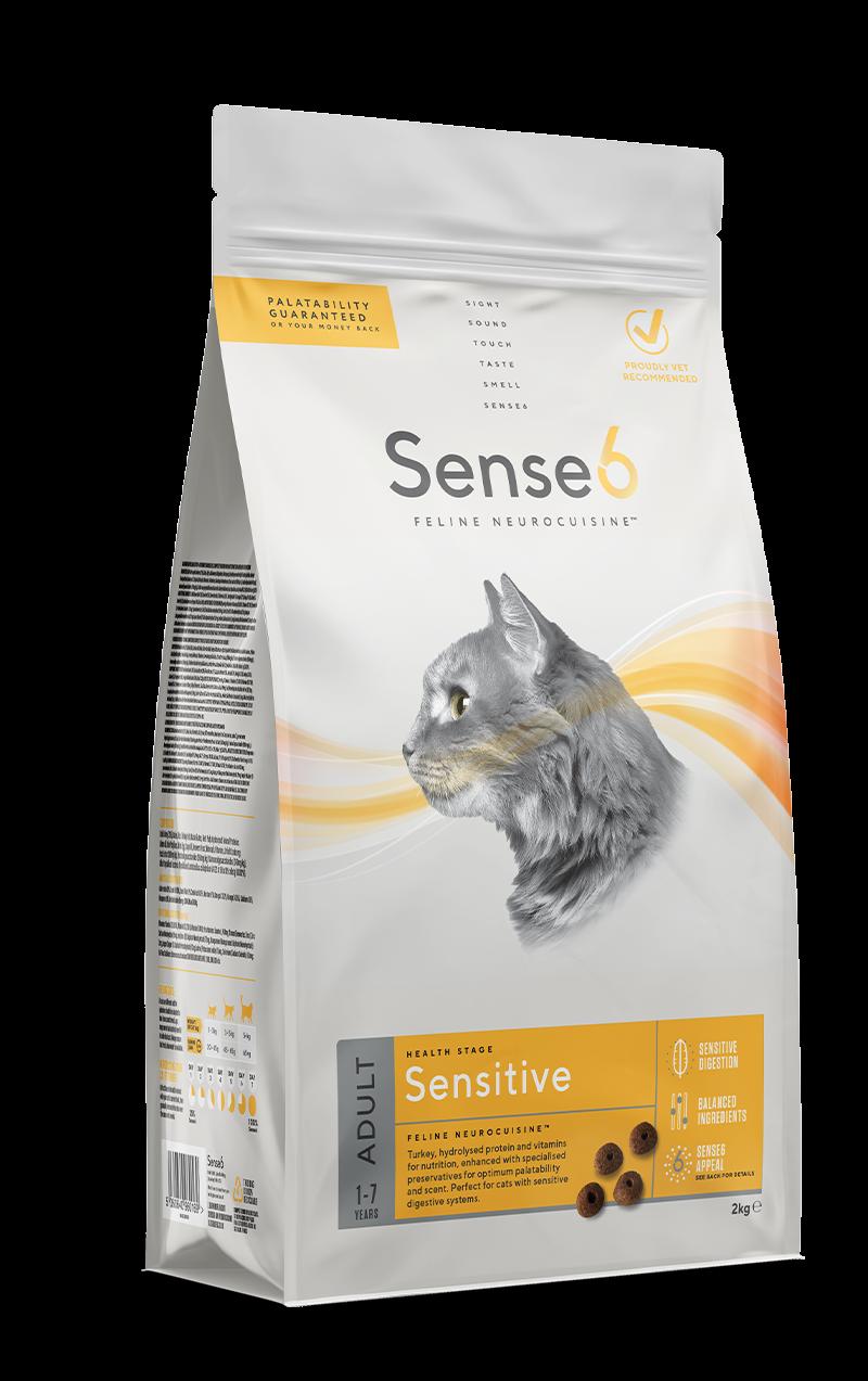 Sense6 Adult Cat Sensitive