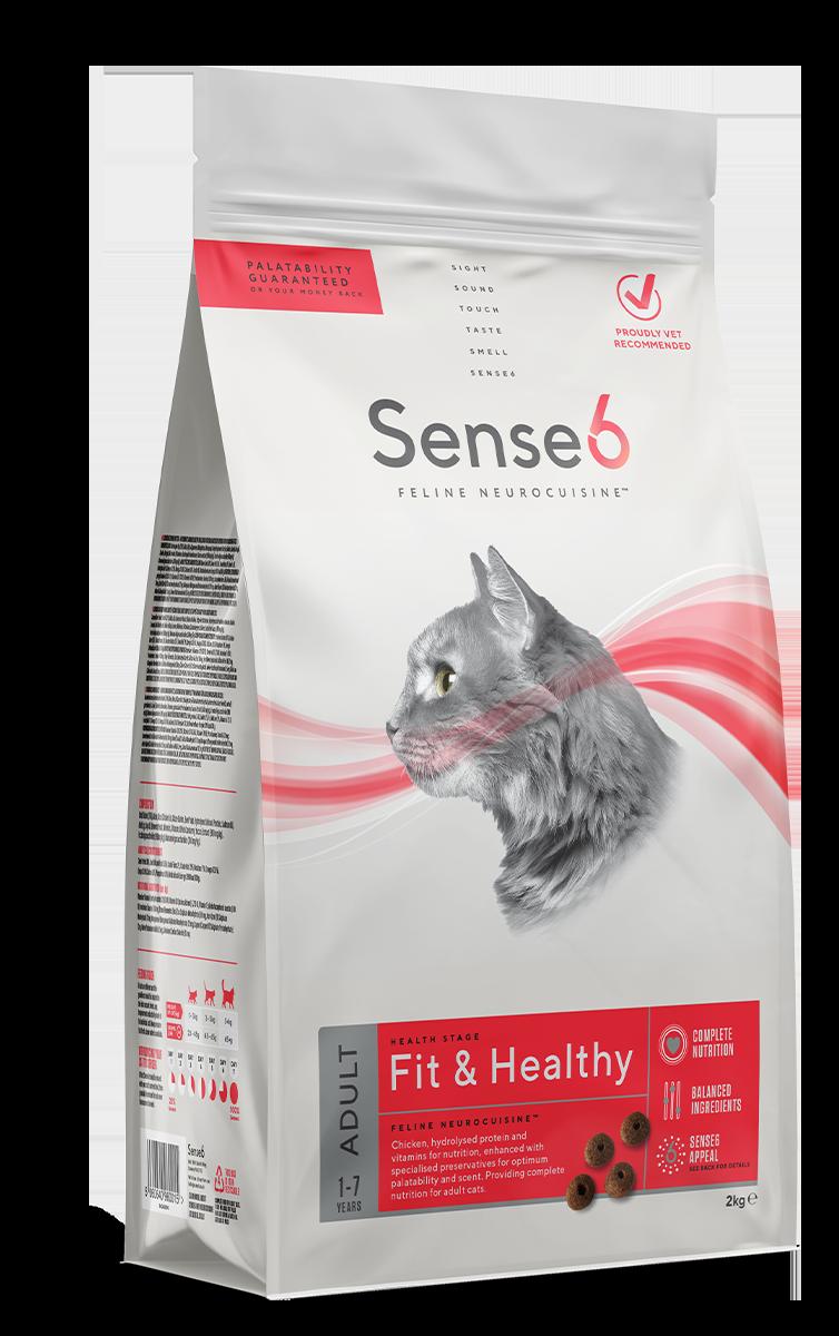 Fit & Healthy Packshot