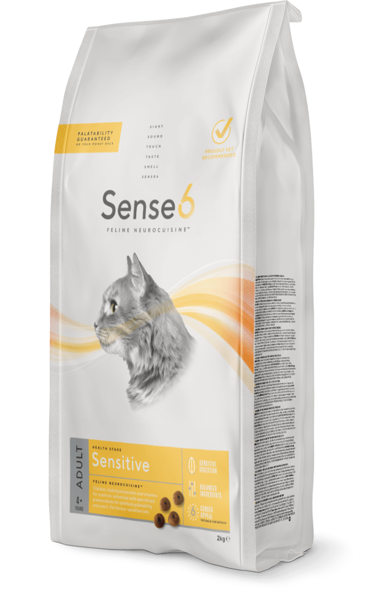 Adult Cat Sensitive Packshot